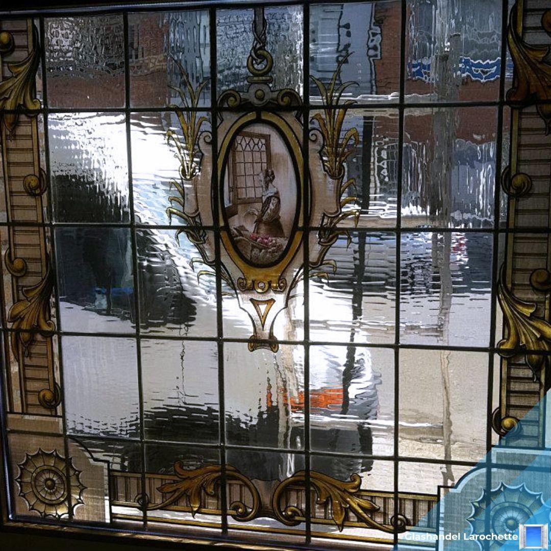 Renovatie van glasramen